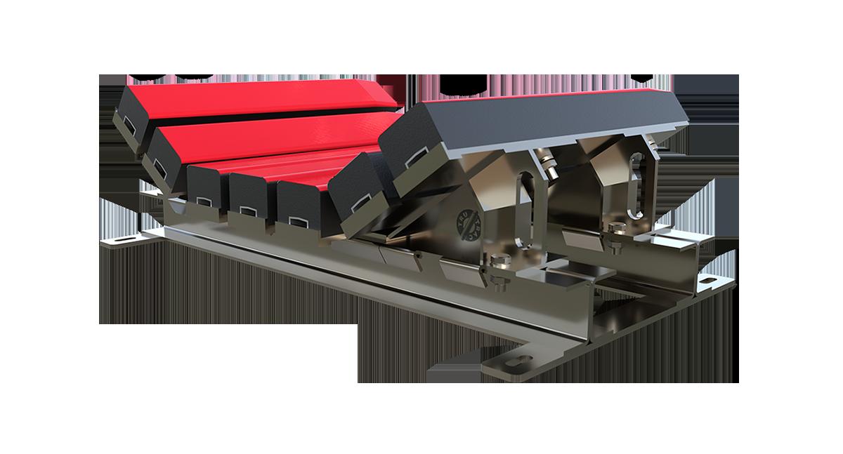 Slider Impact Bed