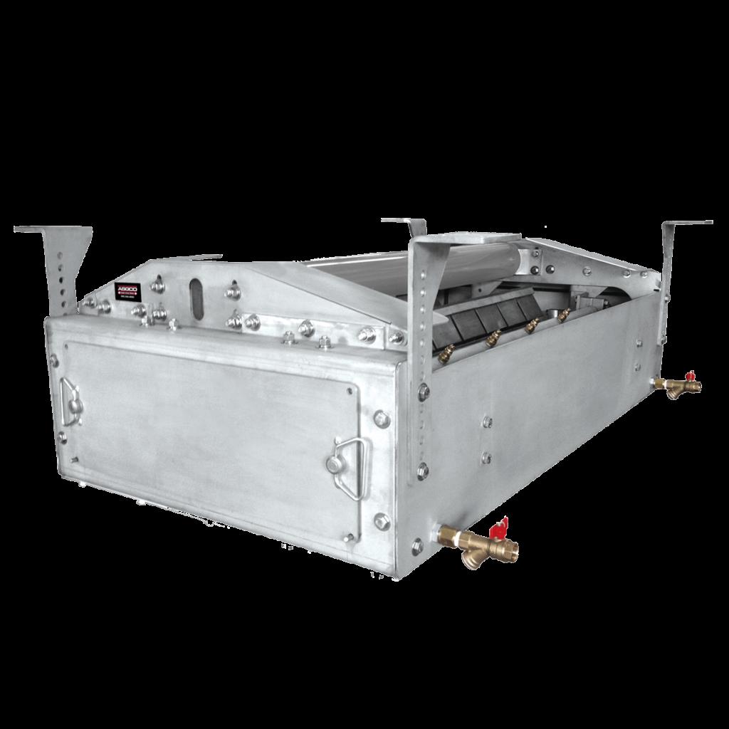 Scraper Wash Box – Secondary Scrapers