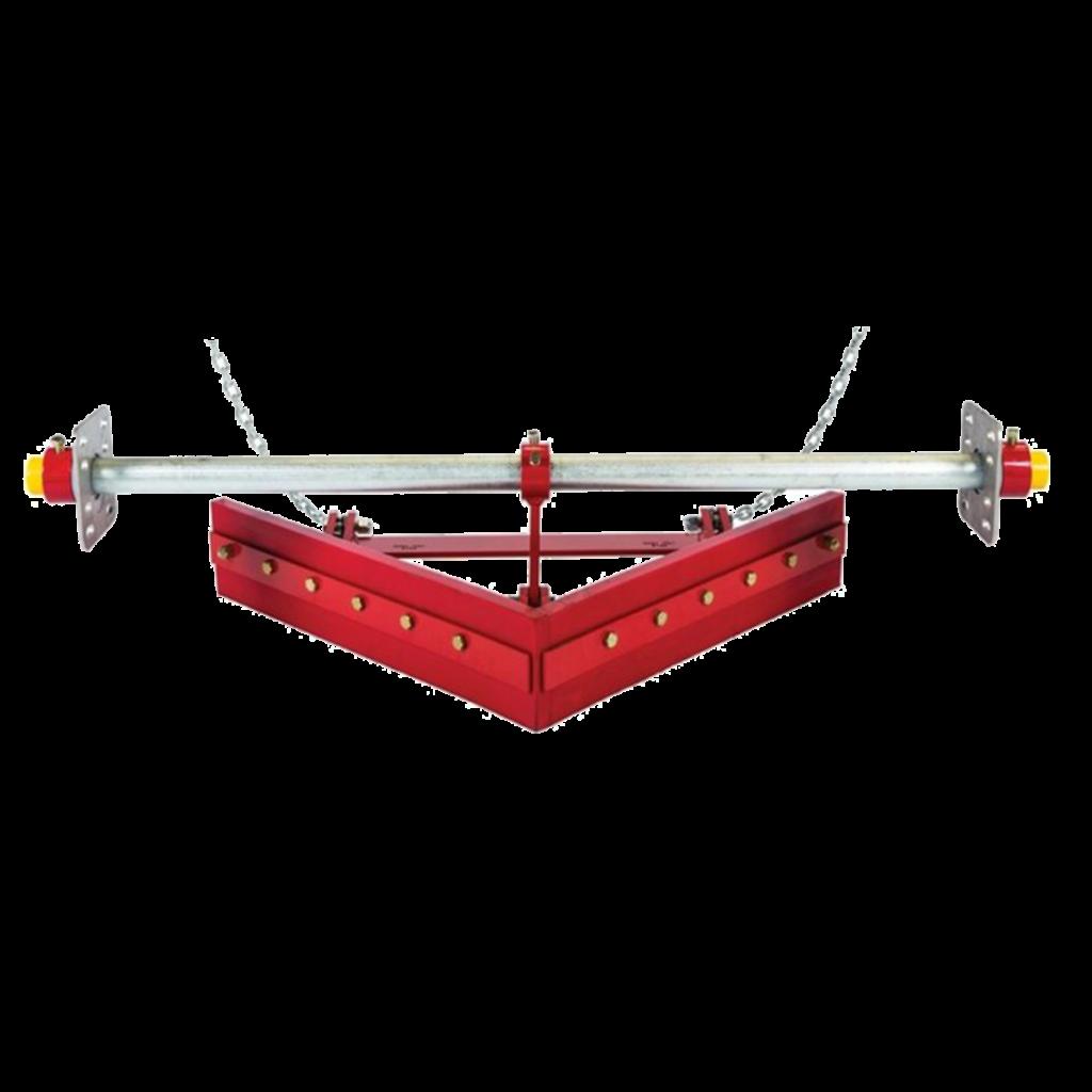 V-Plough Scraper